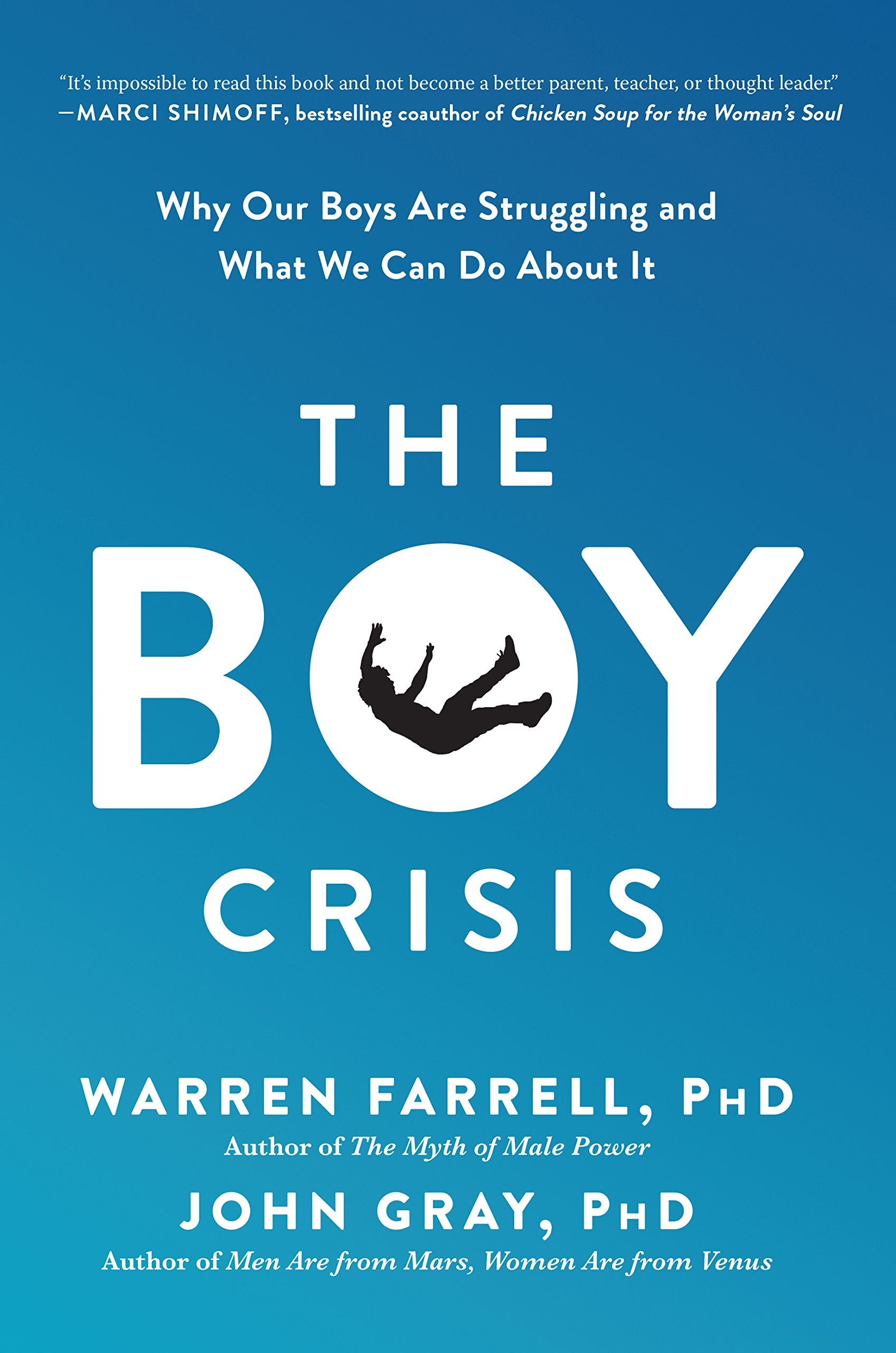 Warren Farrell » The Boy Crisis